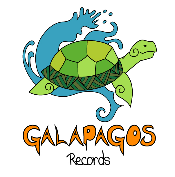 Galapagos Records logo
